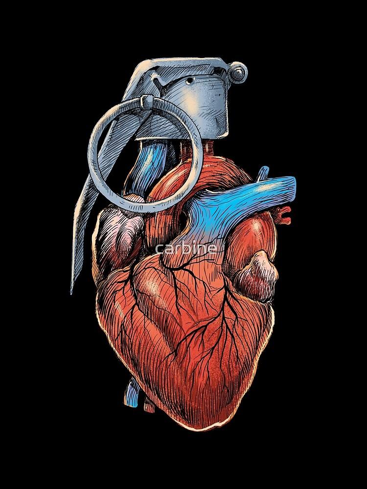 Heart Grenade\