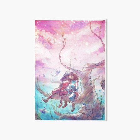 Korrasami - only us Art Board Print