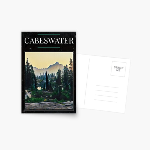 Cabeswater Postcard