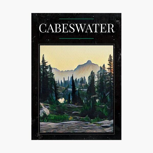 Cabeswater Lámina fotográfica