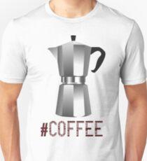 Café Camiseta ajustada