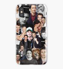 James Franco Collage iPhone Case