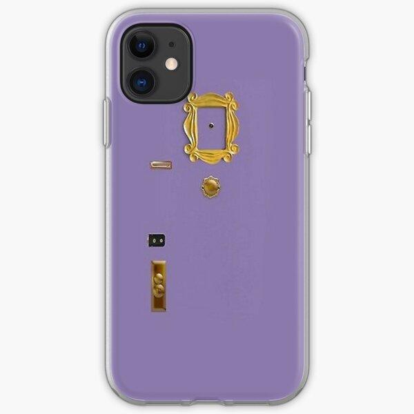 Monica's Door iPhone Soft Case