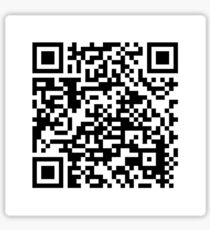 qr code for a free pdf of the communist manifesto by karl marx and friedrich engels Sticker