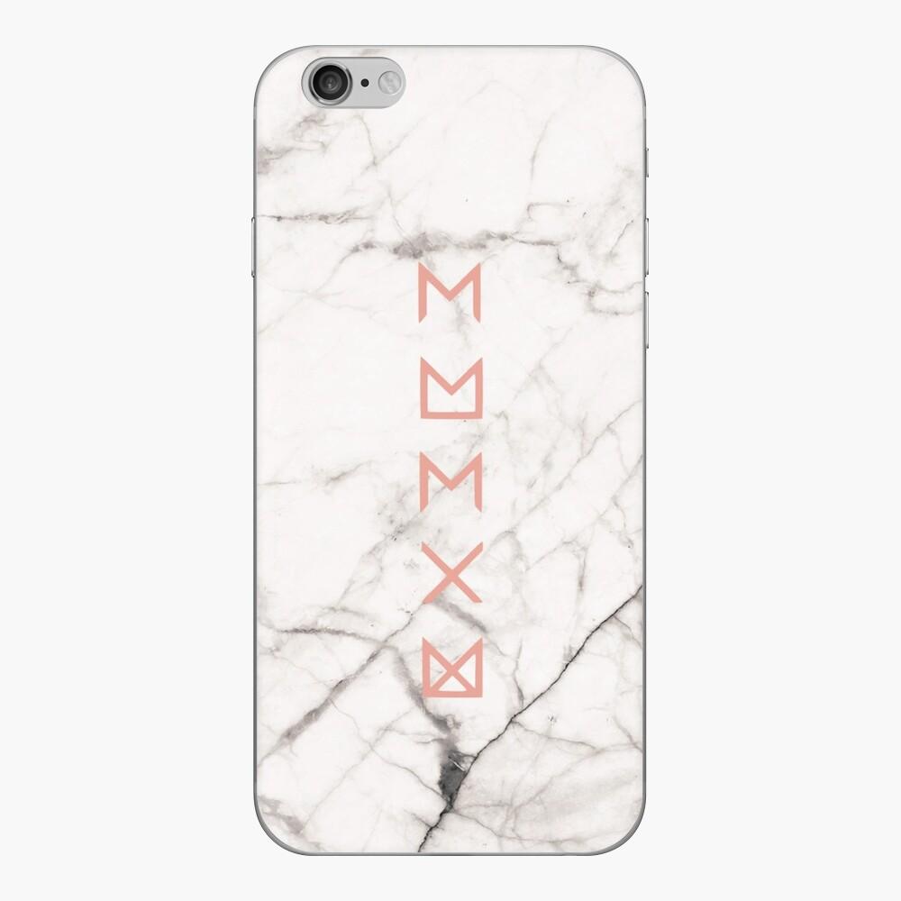 Monstax - Telefon-Kommission iPhone Klebefolie