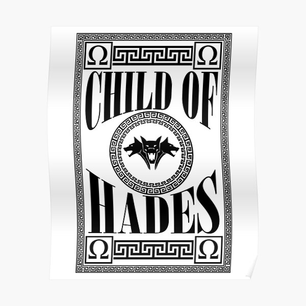 Child of Hades Poster