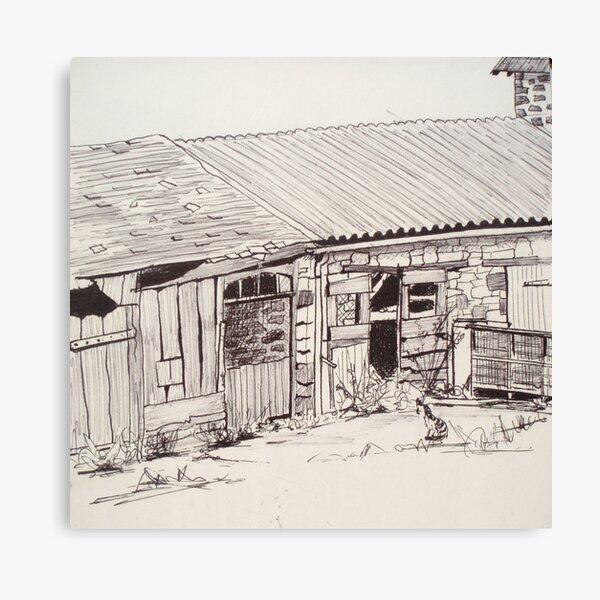 La Nouvelai Canvas Print
