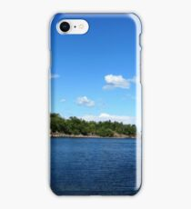 Duluth, MN: Land of Sky Blue Water iPhone Case/Skin