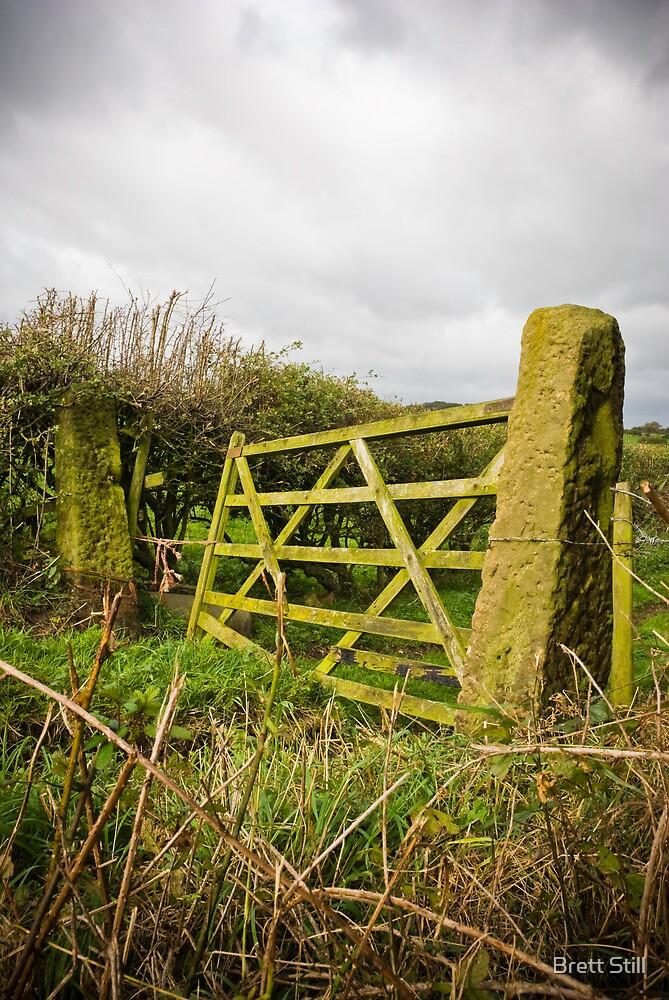 English Countryside Lancashire by Brett Still