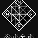GWSN - weißes Logo von bballcourt