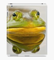 Up Close And Personal iPad Case/Skin