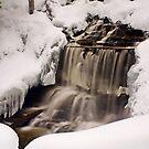 Wagner Falls Frozen 2 by Chintsala
