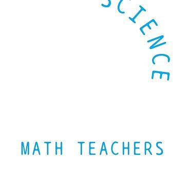 Math Science Atom Symbol by 4tomic