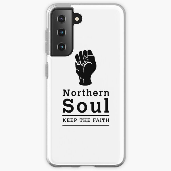 Facecloth Northern Soul Keep The Faith KTF Mod Skin Scooter Valentine/'s Day
