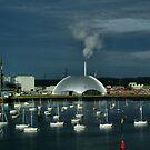 Leaving Southampton. by albutross