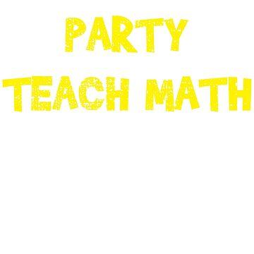 Math Teacher's Day by 4tomic