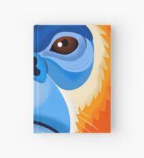 Golden Snub-Nosed Monkey Hardcover Journal