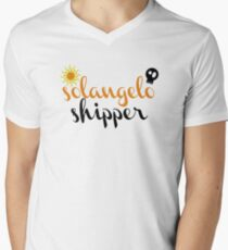 Solangelo Shipper Men's V-Neck T-Shirt