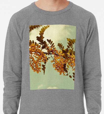 Blumen im Himmel Leichter Pullover