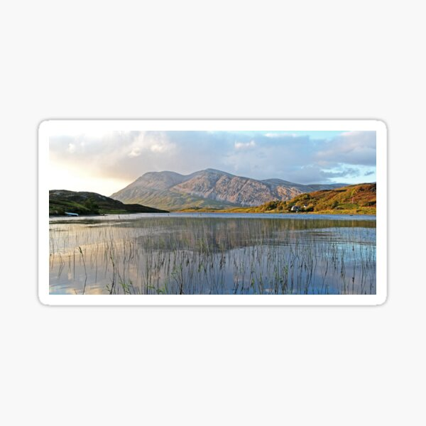 Arkle & Loch Stack Sticker