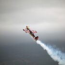 Red Bull Stunt Plane by Judson Joyce