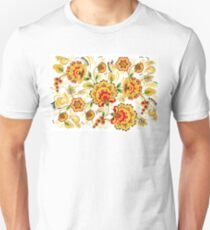 Khokhloma Unisex T-Shirt