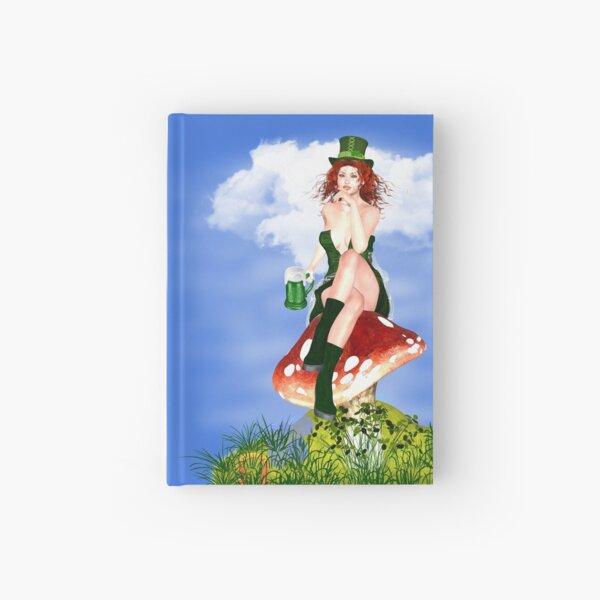 St. Patrick´s Day Design Red Pat Notizbuch