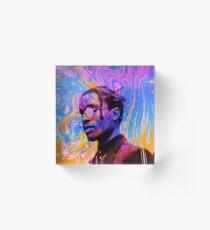 Ein $ AP Rocky Trip Acrylblock