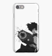Cool Spike Spiegel Crash iPhone Case/Skin