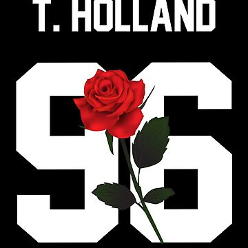 Tom Holland - Rose by amandamedeiros