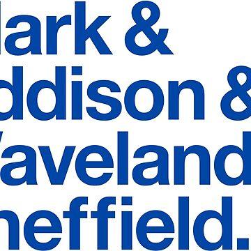 Clark & Addison & Waveland & Sheffield Chicago by smashtransit