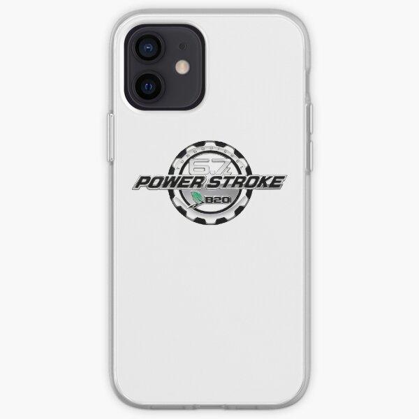 6.7 powerstroke  iPhone Soft Case