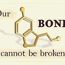 Our Bond Cannot Be Broken - Gold Seratonin by DiAn & Gaius Augustus