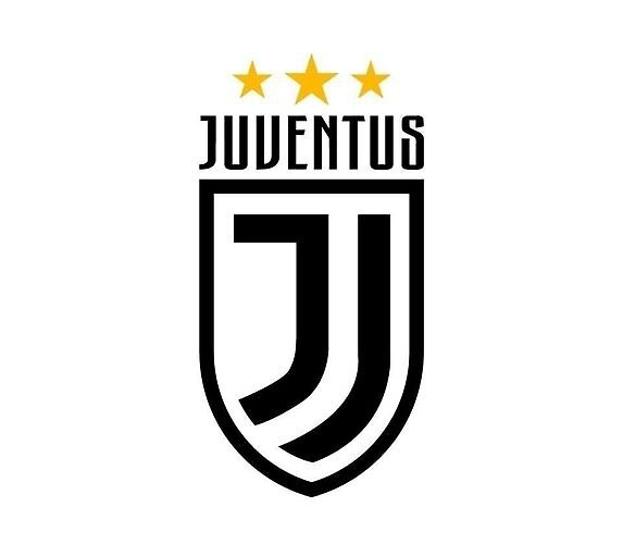 """Juventus logo 2019"" by gio310 | Redbubble"