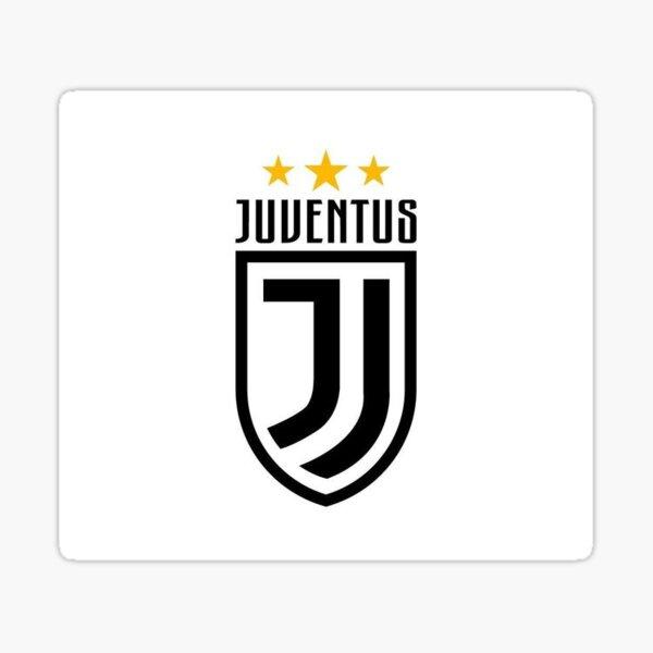 juventus logo 2019 sticker by gio310 redbubble redbubble