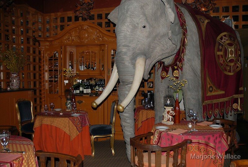 Quot An Elephant In The Dining Room Quot The Ruins Quot Seattle