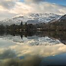 Coniston Old Man by Jamie  Green