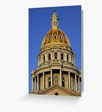 State Capital Greeting Card