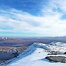 Ben Loyal & Ben Klibreck from Ben Hope by ScotLandscapes