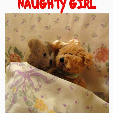 Miss Lucy is a Naughty Girl by qbranchltd