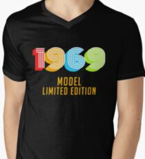 1969 Model Limited Edition Funny 50th Birthday Shirt For Men Or Women Fiftieth Gift Ideas