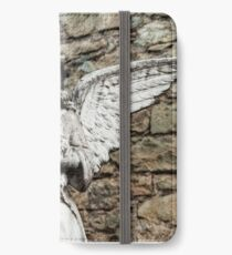 Angel Statue iPhone Wallet/Case/Skin