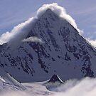 Mt Pinnacle, Yukon by Istvan Hernadi