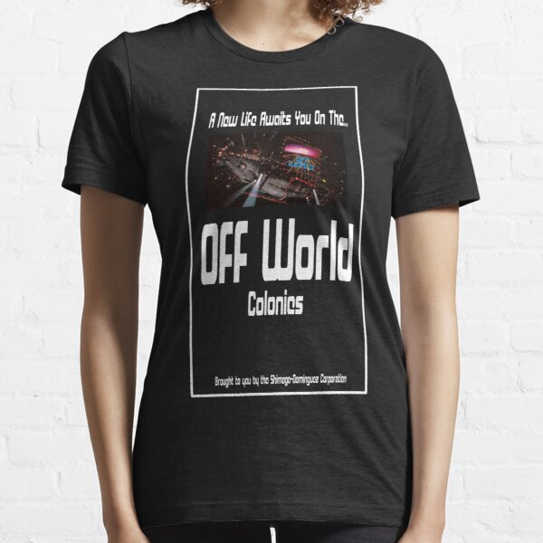 Off World Colonies Essential T-Shirt