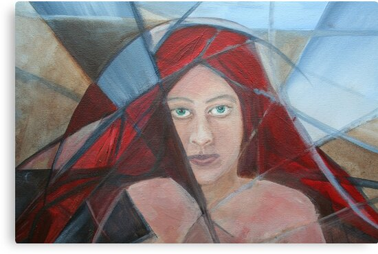 Red Head 1  by Mandy Kerr