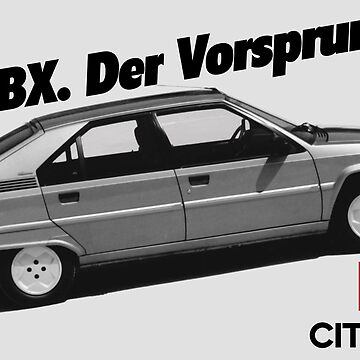 CITROEN BX by ThrowbackMotors