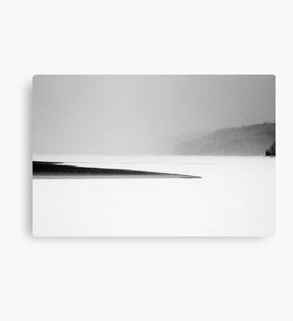 Reservoir I Canvas Print