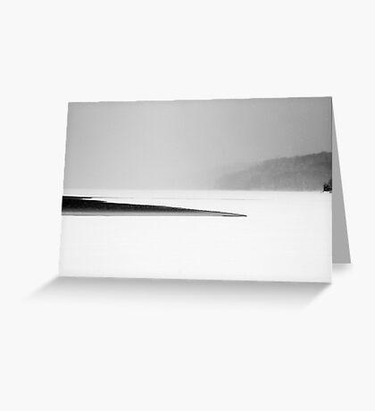 Reservoir I Greeting Card
