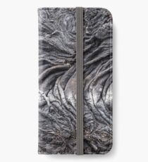 Lava Stripe iPhone Wallet/Case/Skin
