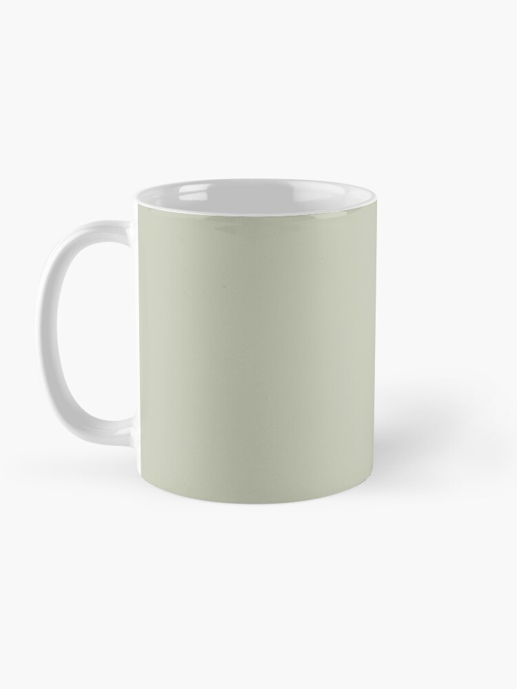 """Alternate view of """"You are both STRONG and SMART enough"""" Red Panda Mug"""
